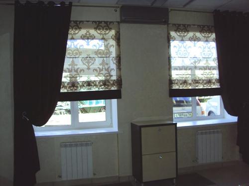 Римские шторы в Оренбурге